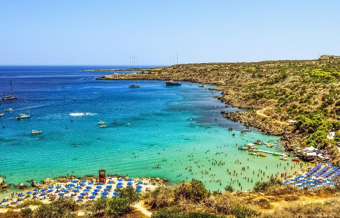 Konnos Bay Protaras